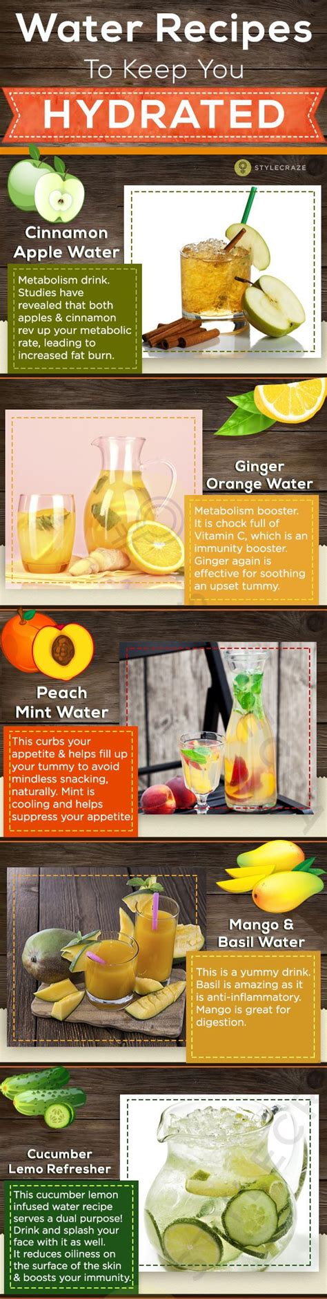 Marilyn Ca Detox Recipes by Best 25 Water Recipes Ideas On Fruit Infused