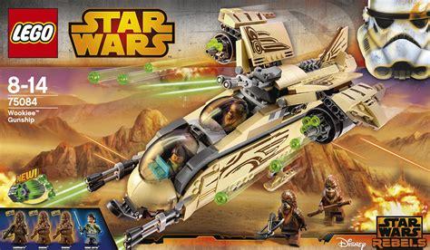 Sale Lego 75084 Wars Wookiee Gunship lego 75084 wookiee gunship