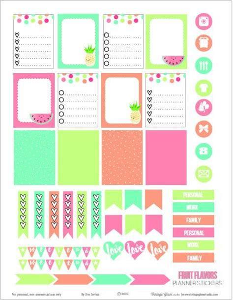 printable weekly planner retro 15 free planner printables