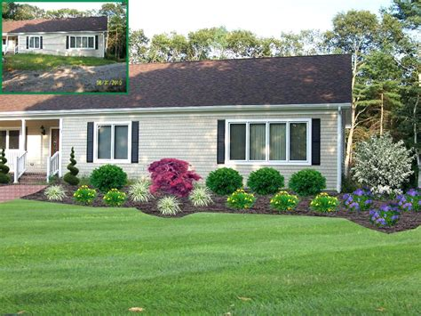 shrubs for front of house ideas small bushes front house