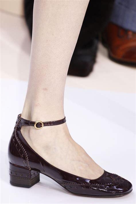flat shoes trend autumn winter 2017 ready to wear mode och inspiration
