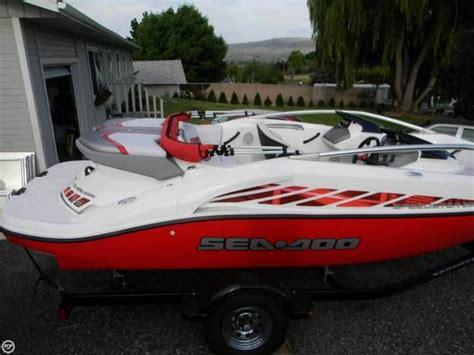 sea doo speedster boats for sale 2005 used sea doo 200 speedster jet boat for sale