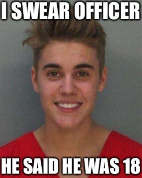 Mugshot Meme - the 22 best justin bieber mugshot and arrest memes