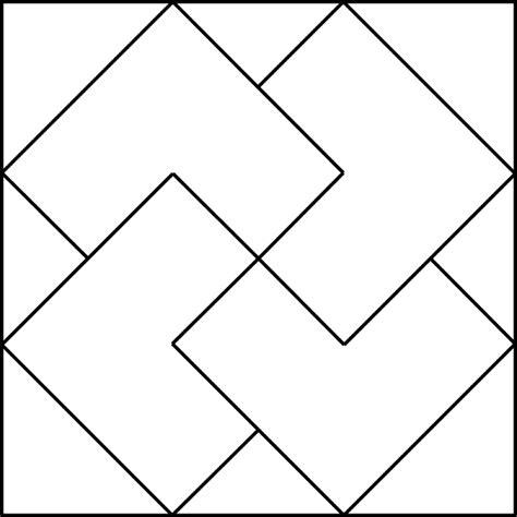 geometric pattern blocks pattern quilt block geometric design pinterest