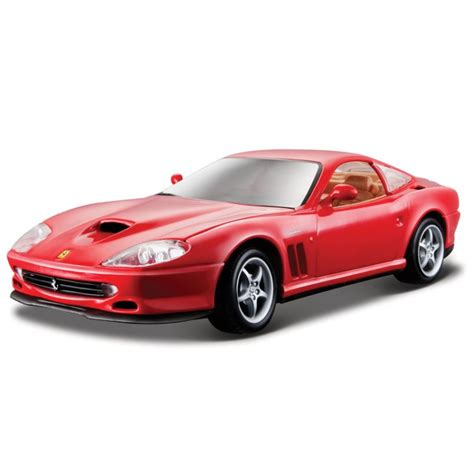 Diecast Bburago 1 24 550 Maranello Y885 bburago b26004 1 24 550 maranello diecast model car bburago from kh norton uk