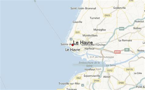 le havre map le havre location guide