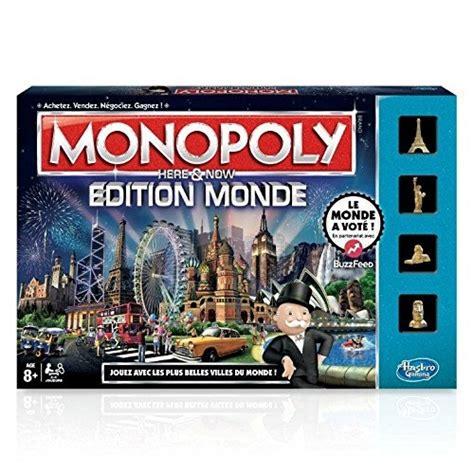 The Mars Monopoly monopoly edition monde les avis de testing