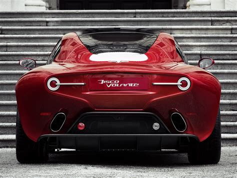 alfa romeo disco volante exhaust touring alfa romeo disco volante zadok exhausts supercar wallpaper 2048x1536 124646
