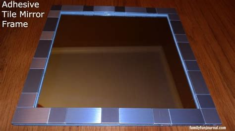 stick on frames for bathroom mirrors 25 best ideas about tile mirror frames on pinterest