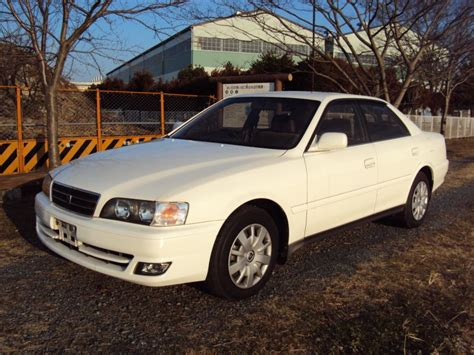 Toyota Chaser 2000 Toyota Chaser Avante 2000 Used For Sale