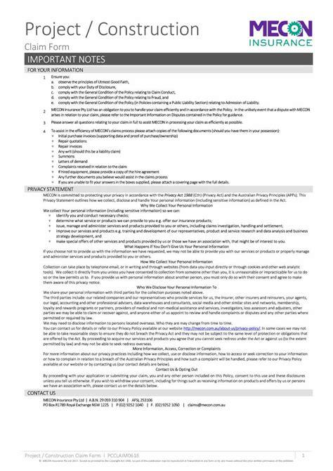 simple project proposal sle claim professional bid template