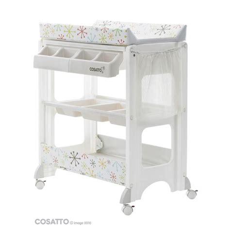 table a langer avec roulettes cosatto table 224 langer easi peasi zuton blanc blanc