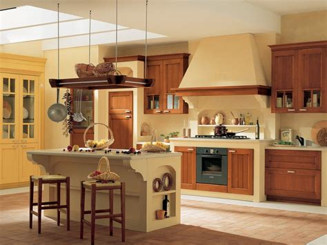 cucina di cucina in muratura 70 idee per cucine moderne rustiche