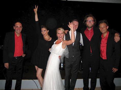 Tanzband Hochzeit by Partyband F 252 R Hochzeit