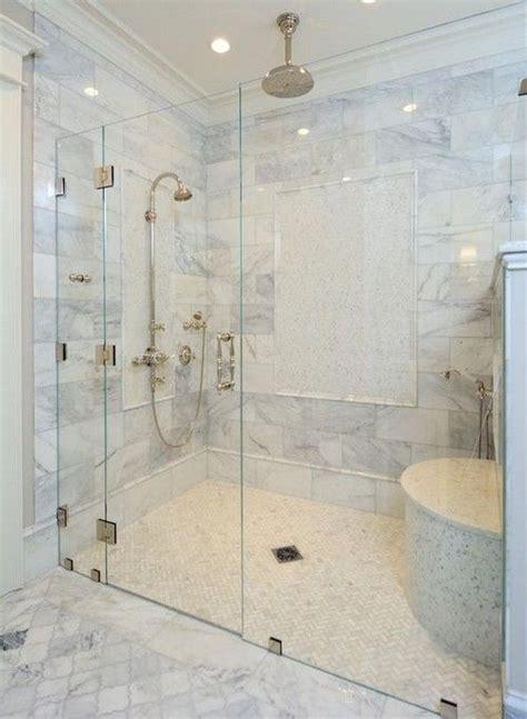 Spa Bathroom Showers by 25 Best Custom Shower Doors Ideas On Custom