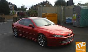 modified peugeot 406 coupe 3 0 v6 se 1997 modified cars