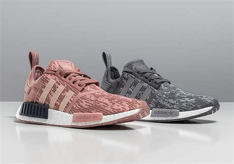 adidas nmd r1 pink pack release date sneakernews