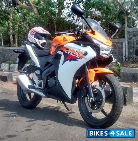 honda cbr 150r orange colour orange white honda cbr 150r for sale in bangalore i m