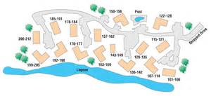 map of hton beachwalk villas rentals resort rentals of