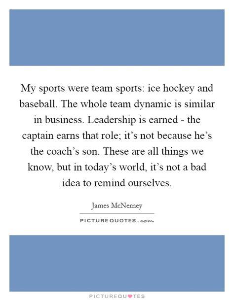 my sports were team sports hockey and baseball the my sports were team sports hockey and baseball the
