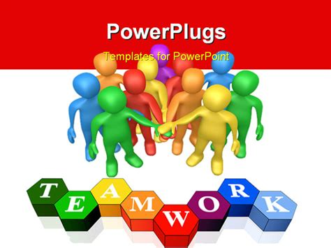 Teamwork Animation For Powerpoint Quantumgaming Co Free Teamwork Powerpoint Templates