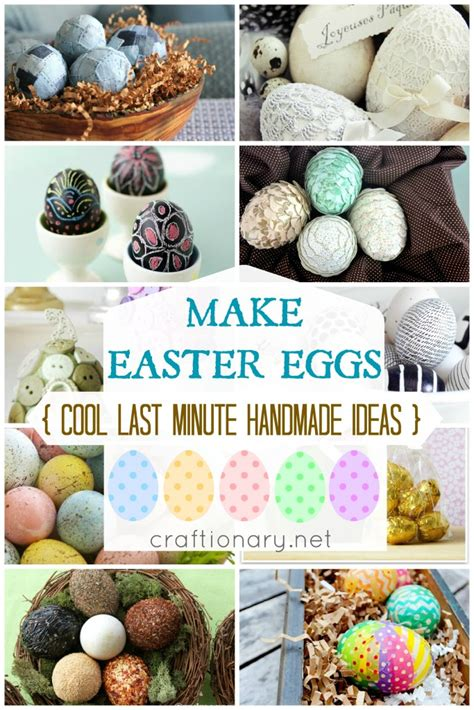 How To Make An Easter Egg Out Of Paper - craftionary