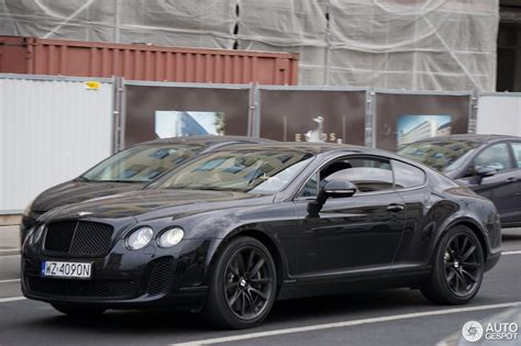 bentley sports coupe bentley continental supersports coup 233 9 october 2016