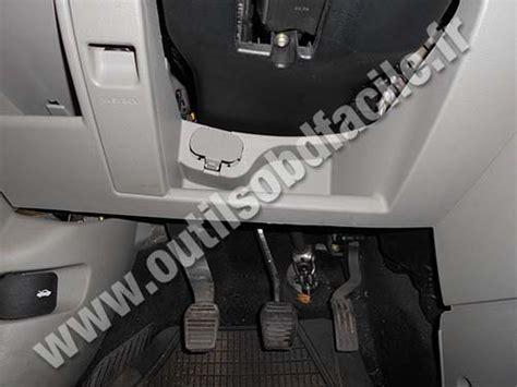 on board diagnostic system 2000 honda accord instrument cluster service manual on board diagnostic system 2000 mazda mpv instrument cluster mazda mpv 2 5