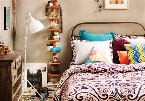 Outfitters Inspired Bedroom by Cush And Nooks Outfitters Home Lookbook