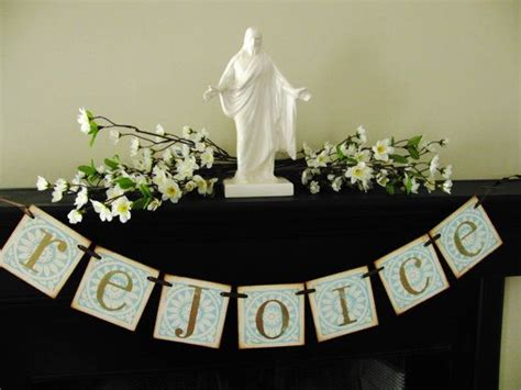 Religious Easter Decorations by Best 25 Christian Easter Ideas On Contact