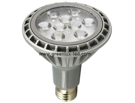 Lu Bulb Led Stark Green Series 9 Watt 9w E27 Waterproof Par30 Led L Spot Bulb Green