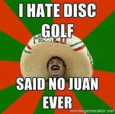Disc Golf Memes - michigan ladder golf game aka redneck golf ladder ball or