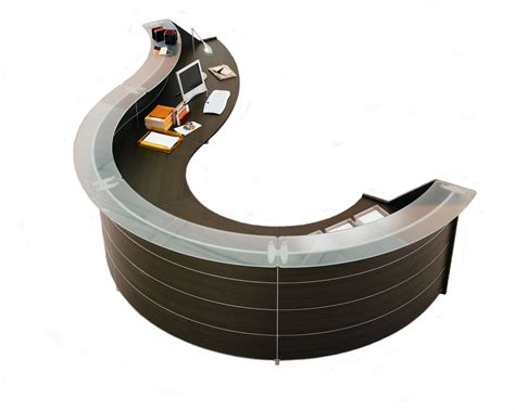 Circular Office Desk Circular Reception Desk Office Furniture