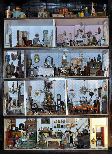vintage doll houses gallery of images 1