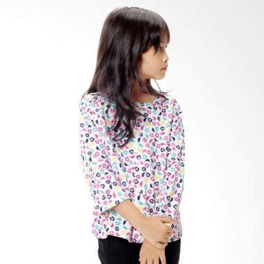 Tismy Store Kaos Owl 2 Merah jual kaos atasan rok kemeja anak minimi murah