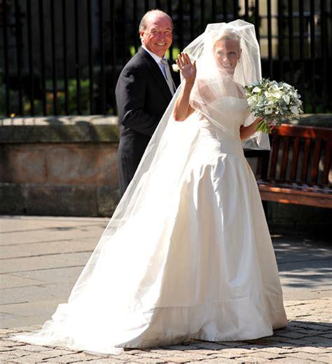 Wedding Dress Zara by Zara Phillips Wedding Www Imgkid The Image Kid Has It