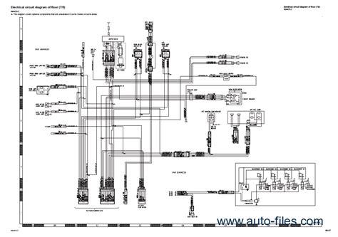 komatsu wa470 7 wheel loader usa shop manual pdf