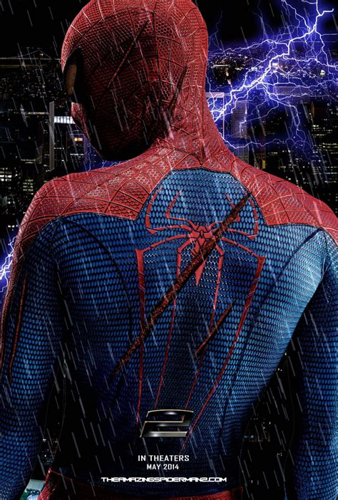 Poster The Amazing V3 30x40cm the amazing spider 2 poster v3 by francus321 on deviantart