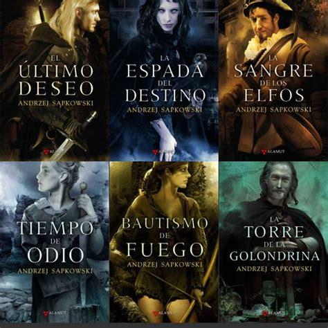 libro saga 1 the witcher book series cerca con google books i read the witcher books book