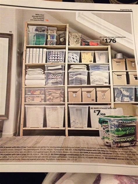 Bathroom Storage Solutions Ikea Ikea Samla Ivar Storage Solutions Storage Pinterest Storage Solutions Storage And Ikea