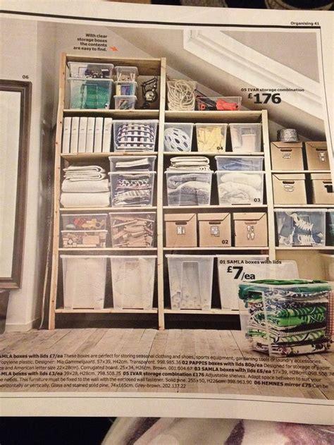 Ikea Bathroom Storage Solutions Ikea Samla Ivar Storage Solutions Storage Pinterest Storage Solutions Storage And Ikea