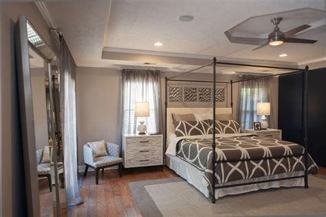 master bedroom bed photos hgtv