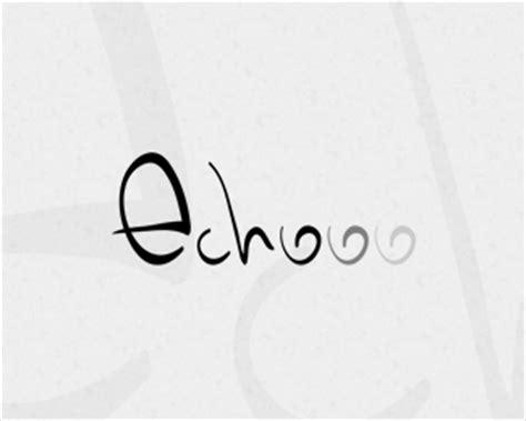 echo pattern meaning echo logo designed by emil brandcrowd