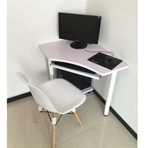 mini escritorio mesa de la esquina esquina escritorio de la computadora de
