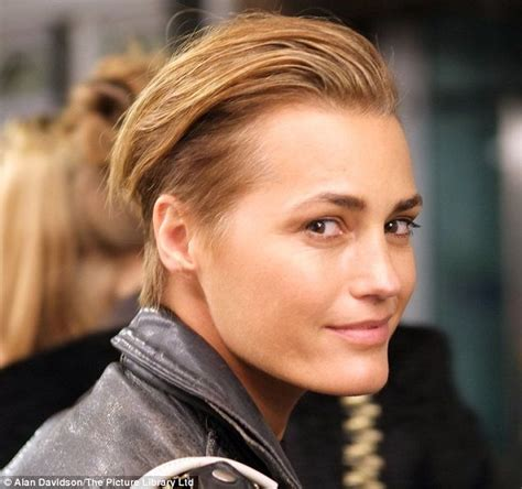 short butch womens hair undercut hairstyle undercut and shaved hairstyles for women