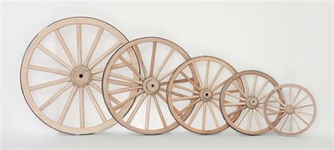 Handmade Wheels - carts