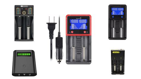 best charger 18650 top 10 best 18650 battery chargers the curated list
