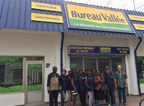 magasins bureau vall馥 franchise en afrique bureau valle simplante au cameroun