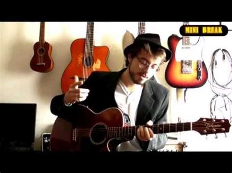 tutorial guitar get lucky english guitar lesson get lucky daft punk acoustic