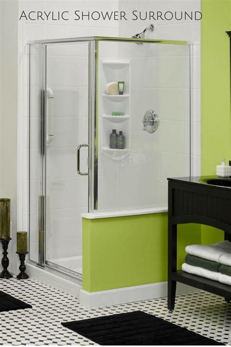 Acrylic Shower Walls by Best 25 Acrylic Shower Walls Ideas On Shower